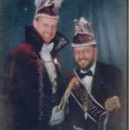 1992 – Prins Jan VIII