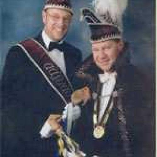1996 – Prins Jack I