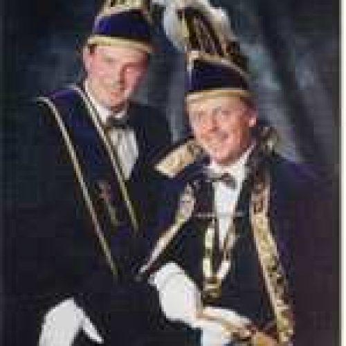 2001 – Prins Hans III