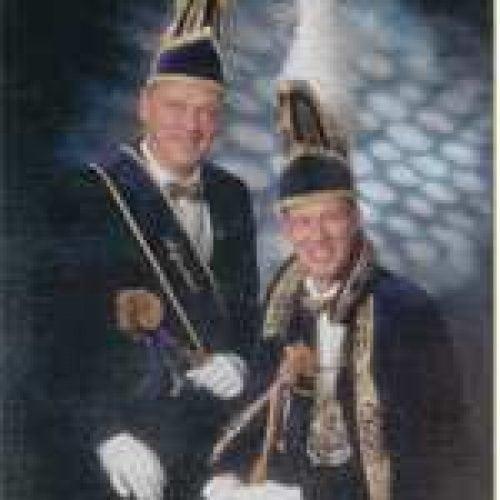 2002 – Prins Gerard II