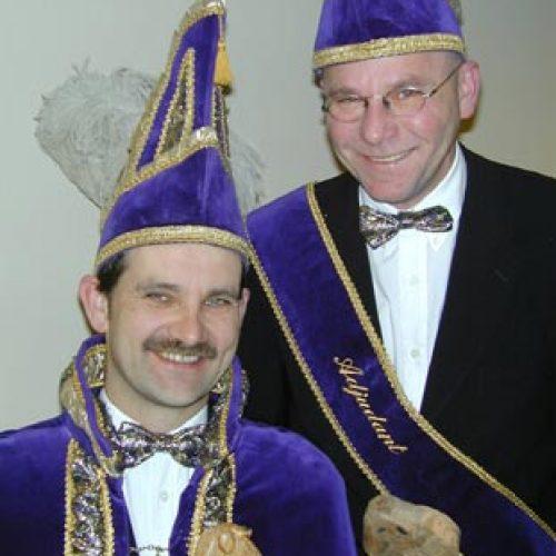 2003 – Prins Paul I