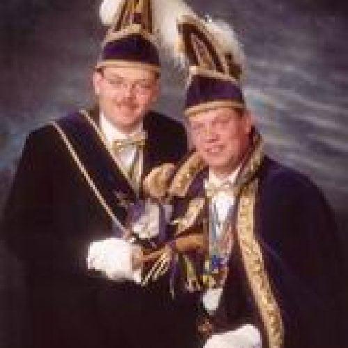 2004 – Prins Jan X