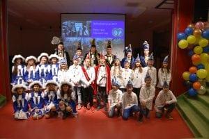 Schoolcarnaval de Wiekslag