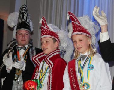 "Kinder ""Kroon"" optocht/carnaval"